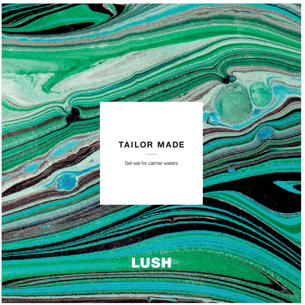 Lush Spa Voucher Pack