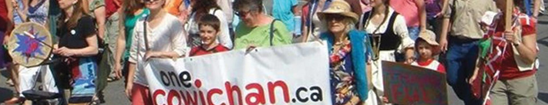 Banner - One Cowichan