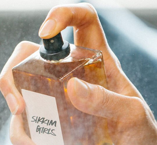 Sniff out the perfect scent