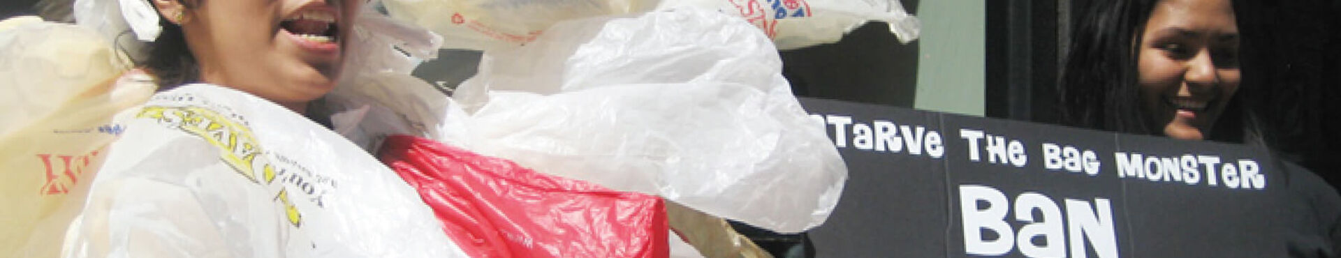 Banner - Ban Your Bag