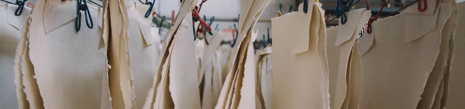 Banner - Gifts Wrapped Up with Love: Khadi Papers