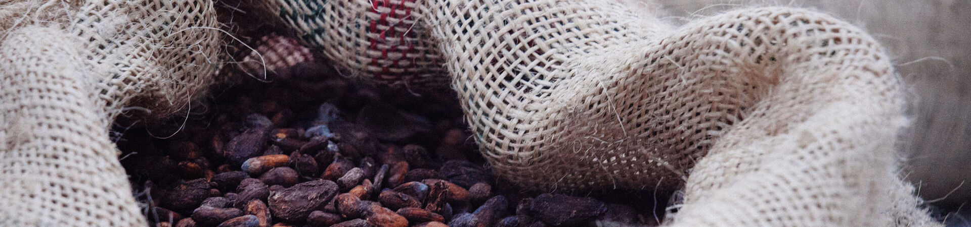 Banner - Fair Trade Cocoa Butter from Colombia