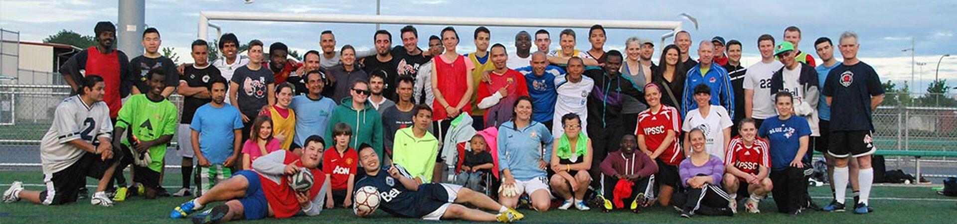Banner - Vancouver Street Soccer League