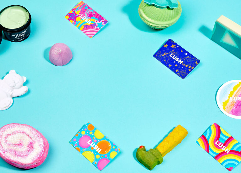 Banner - Physical Gift Cards