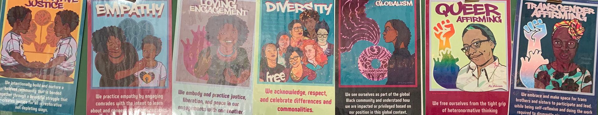 Banner - Teaching for Black Lives
