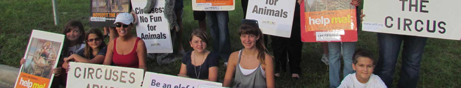 Banner - Animal Rights Foundation of Florida