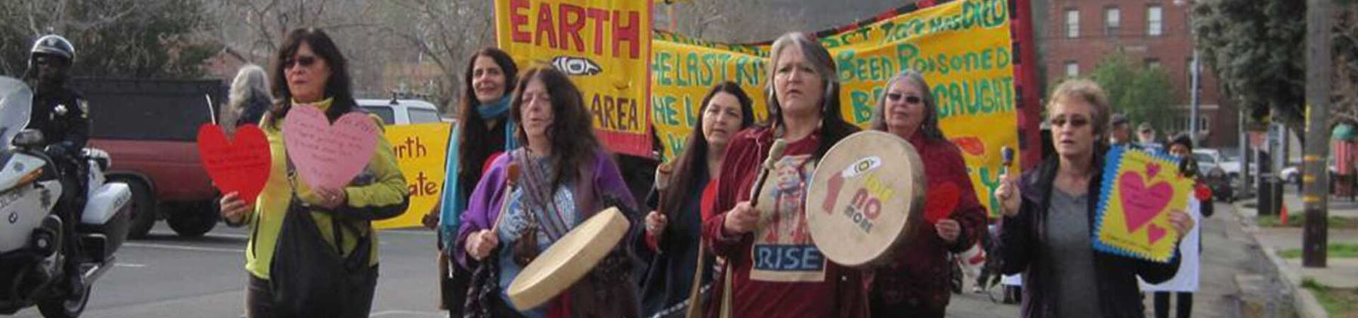 Banner - Women's Earth and Climate Caucus