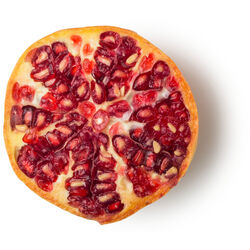 Fresh Pomegranate juice (Punica granatum)