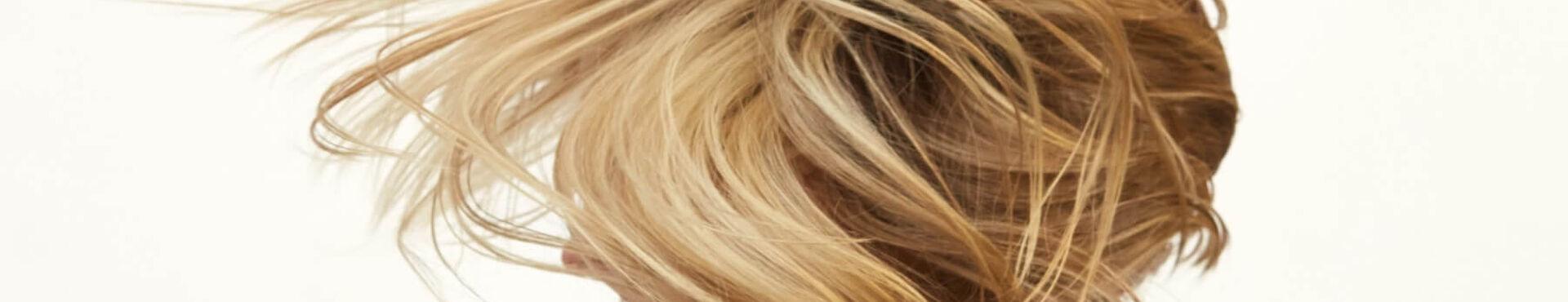 Banner - Keeping Blond Hair Bright