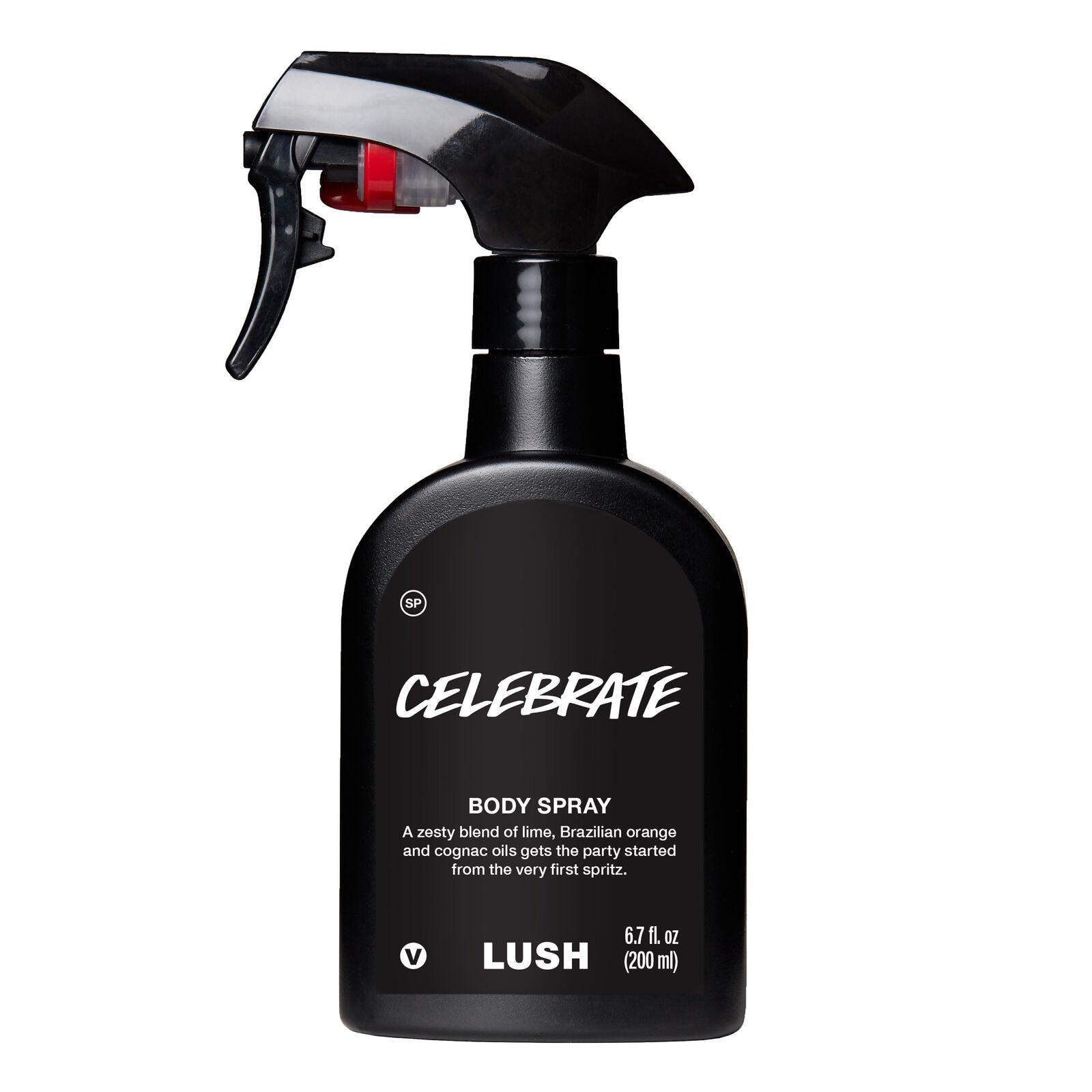 Lush Black Friday Perfume
