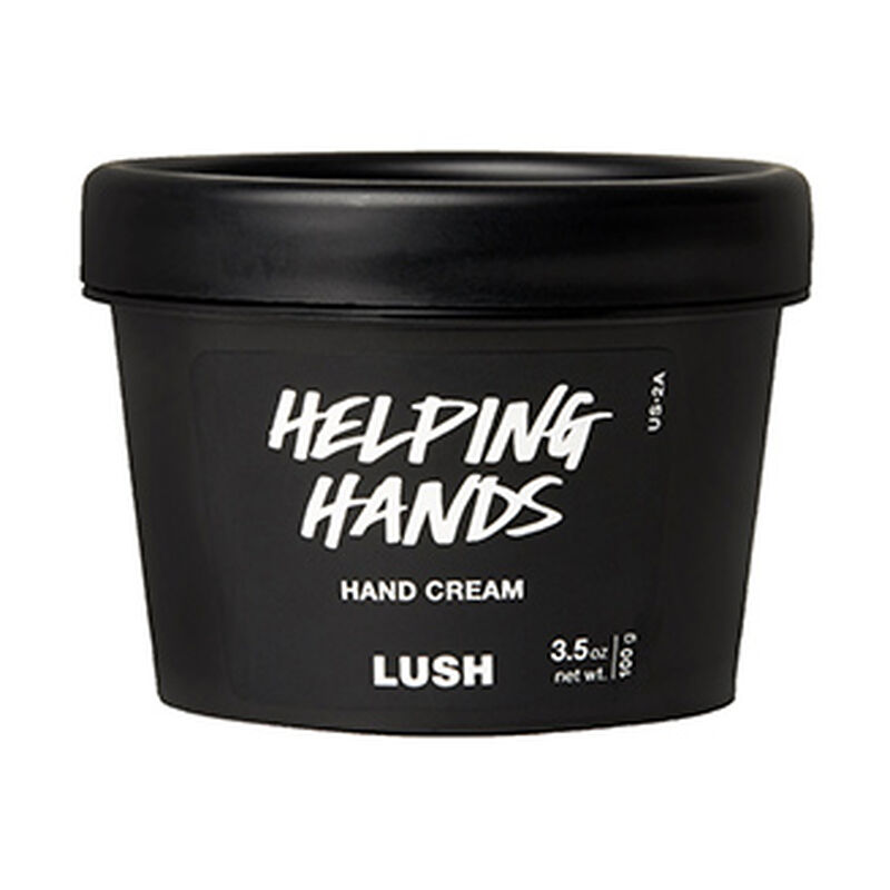 Image result for helping hands lush