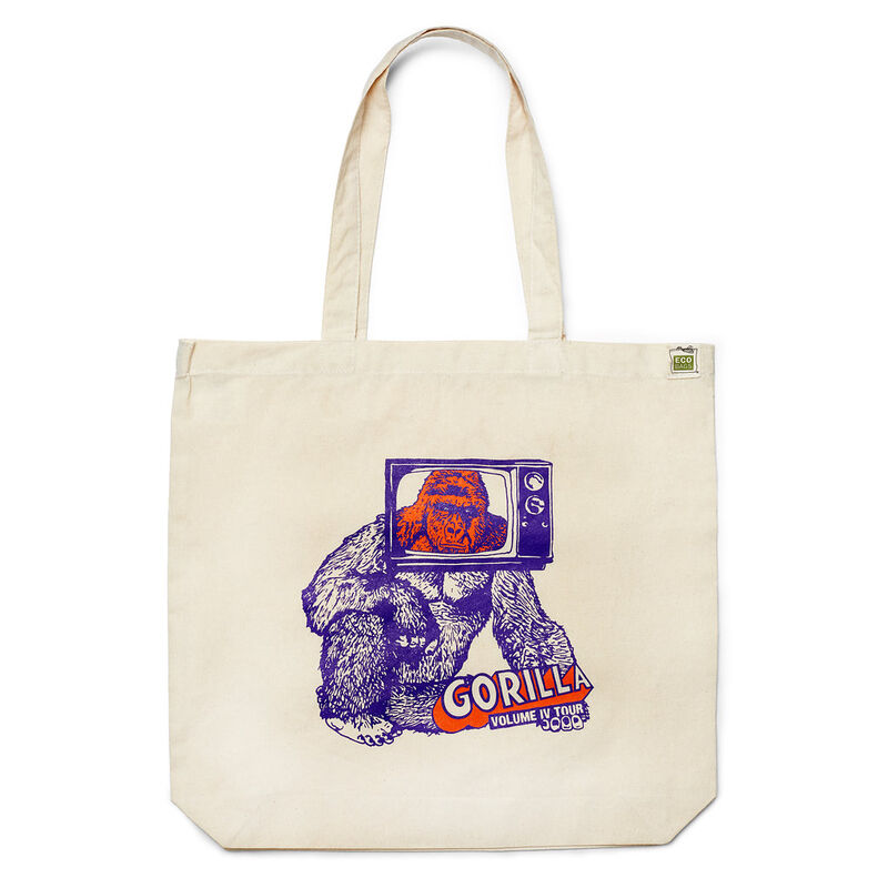 Gorilla Volume IV Tour Bag