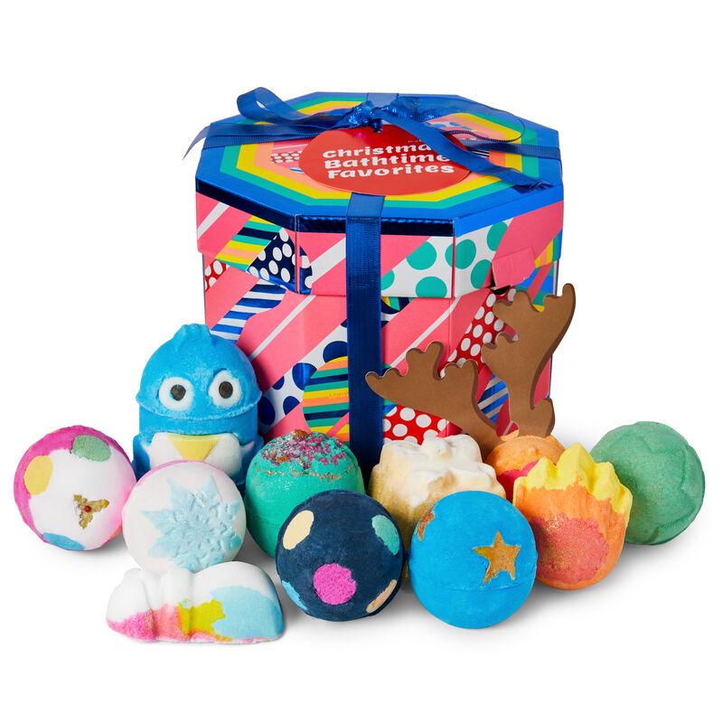 Christmas Bathtime Favorites