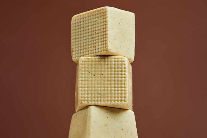 A stack of Buffy Body Butters.