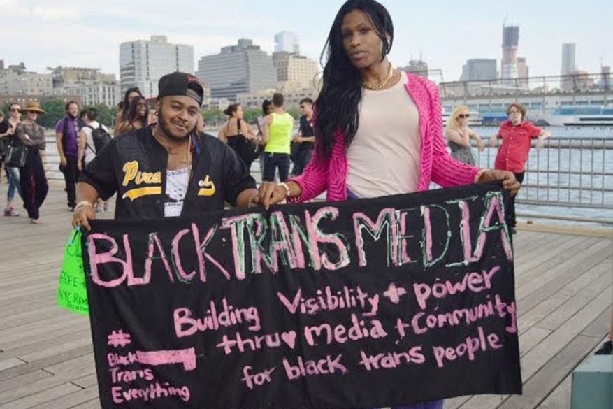 Black Trans Media in action