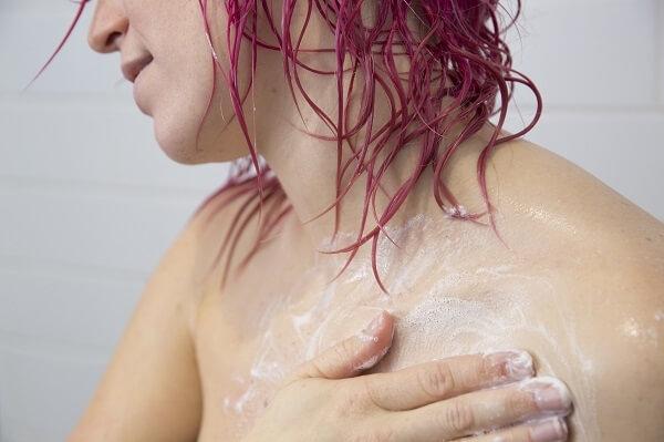 Turkish Delight Shower Smoothie