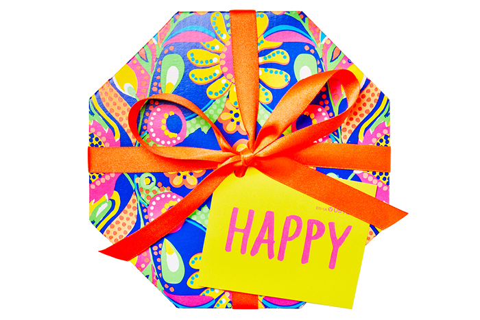 Need a sure way to brighten up someone's day? Gift Happy.