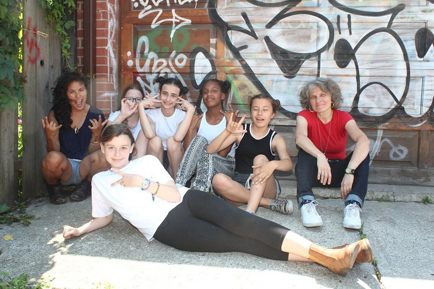 Girls Rock Camp Toronto is helping female, trans and non-binary kids build confidence through music.