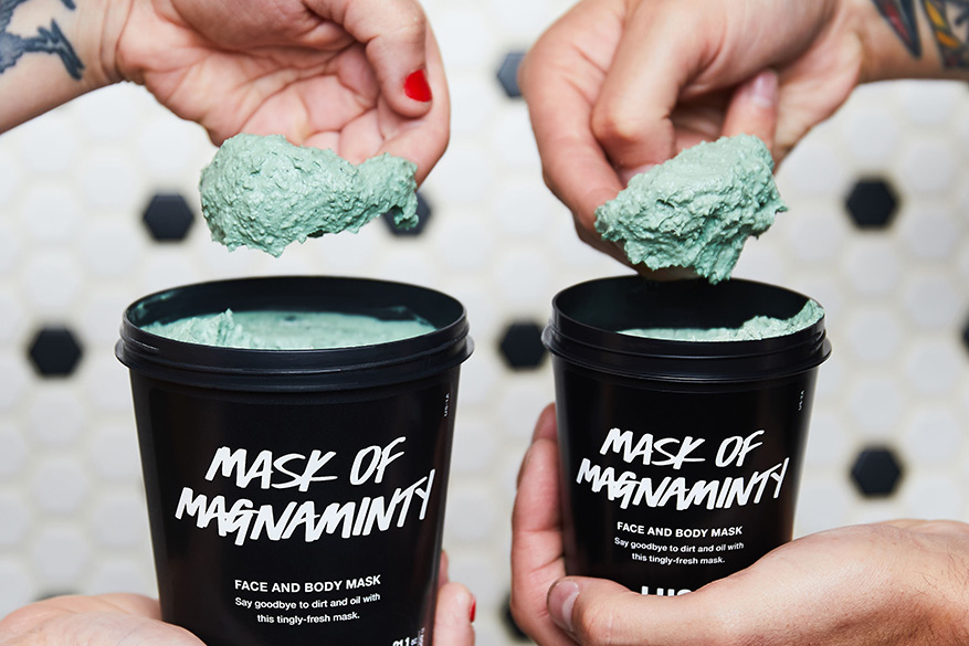 Two pots of Mask Of Magnaminty are better than one