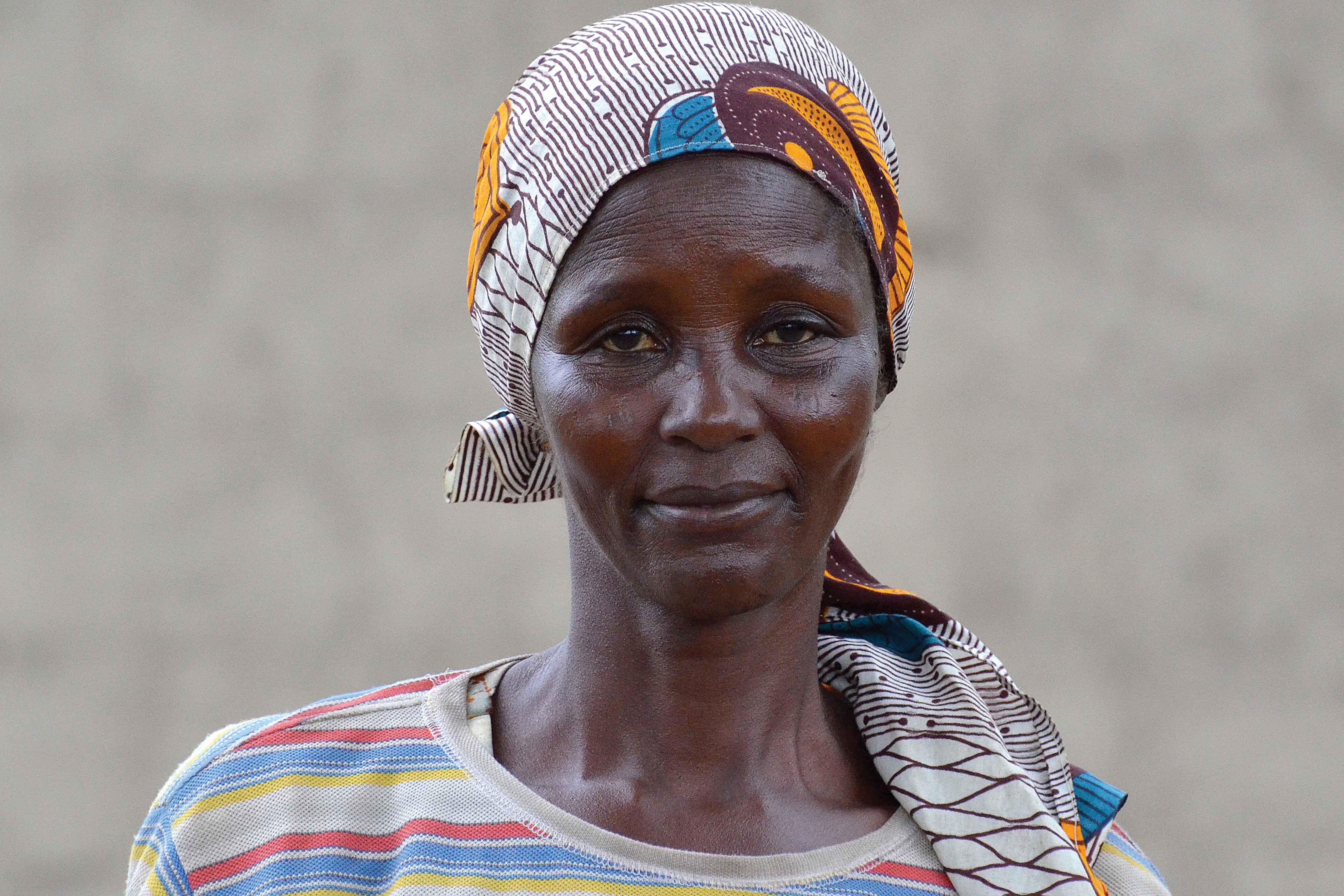 Mama Portrait